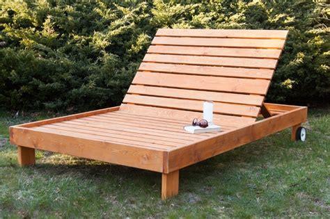 diy outdoor chaise lounge blackdecker blackdecker