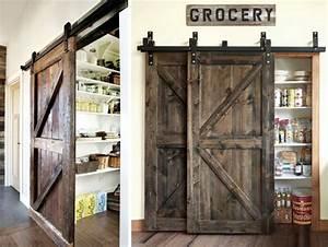15 inspirations pour recycler une porte ancienne - Joli Place