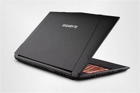 Gigabyte Sabre 15 gigabyte unveils powerful p56 and sabre 15 gaming laptops