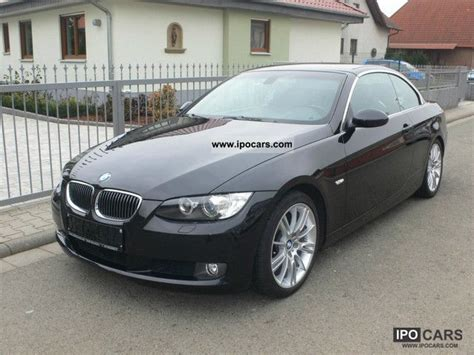 2008 Bmw 325i by 2008 Bmw Convertible 325i M Leather Features Air