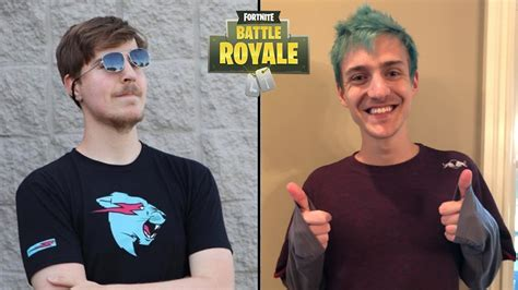 Mrbeast Donates ,000 To Ninja To Try And Stop Him From