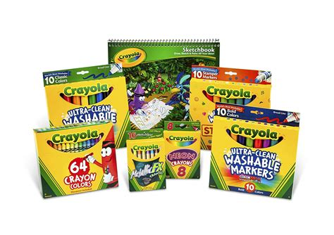 40% Off Crayola Products! Today Only!