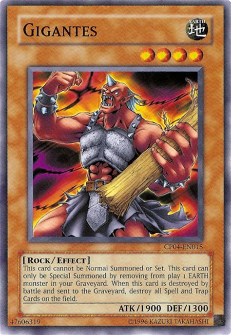 gigantes yu gi oh it s time to duel wikia