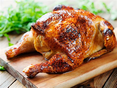 how do you cook capon chicken in the kitchen with kelley roasted chicken easy health options 174
