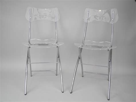 chaise pliante plexiglas design chaise en plexiglas chaise design heras chaise plexiglas