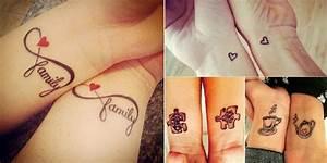 Tatouage Amour éternel : 8 superbes id es de tatouage m re fille pour un amour ~ Melissatoandfro.com Idées de Décoration
