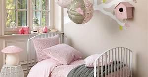 Kleinkind Zimmer Mädchen : une chambre de petite fille pour voir la vie en rose romantisch und m dchen ~ Sanjose-hotels-ca.com Haus und Dekorationen