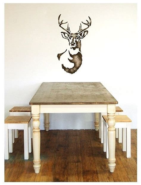 Pin by Toby Glover on Animal Stencils Stencils wall