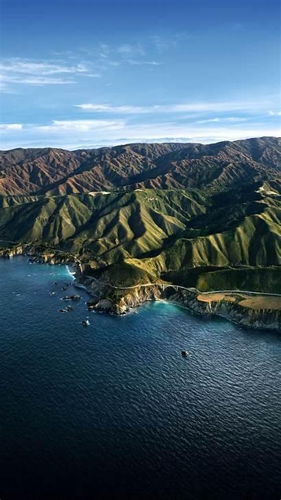Macos 4k Wallpapers Sky Mountains 5k California