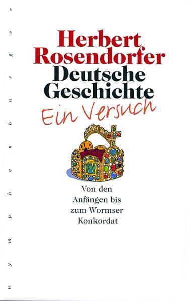 Eine deutsche geschichte ber diese zeit zu schreiben ist daher ein. Deutsche Geschichte, Bd. 1 (eBook, PDF) von Herbert ...