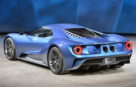 2017 Ford Gt Engine Specs by 2017 Ford Gt Price Tag And Engine Specs