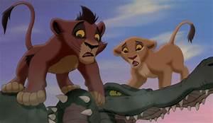 The lion king cubs images Kovu and Kiara wallpaper and ...