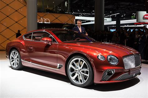 Bentley Car : Bentley Continental Gt