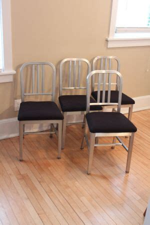emeco navy chair craigslist my best friend craig craigslist monday dining room