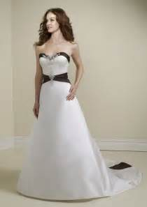 black gowns for wedding white and black wedding dresses archives the wedding specialists
