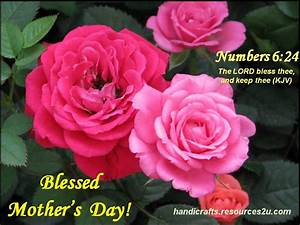 Free clipart images of christian mothers day