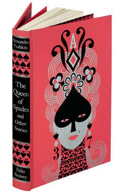 queen  spades   stories folio society