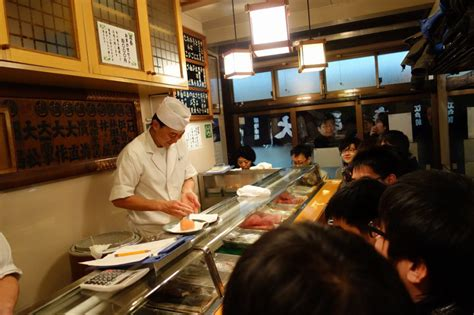 A Visit To Sushi Dai, Japan's Best Sushi Restaurant