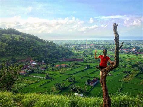 bukit belong gunaksa bukit keren  pemandangan alam