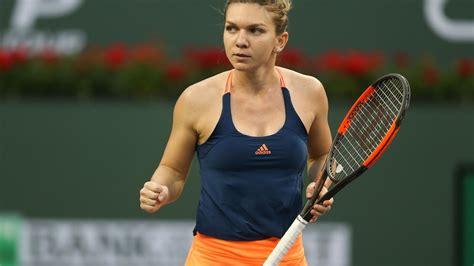 Garbine Muguruza vs Simona Halep | TENNIS.com - Australian Open Live Scores, News, Player Ranking