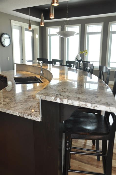 Curved Raised Eating Bar Pictures, Photos, and Images for