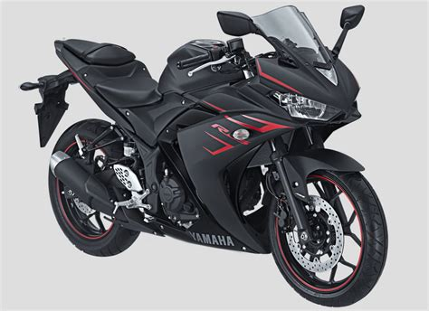 Yamaha R25 Image by 2017 Yamaha Yzf R25 In Two New Colours Rm20 630