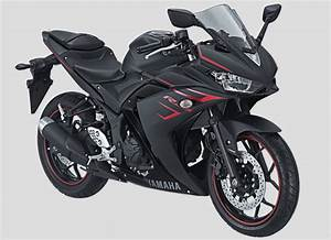 2017 Yamaha Yzf-r25 In Two New Colours