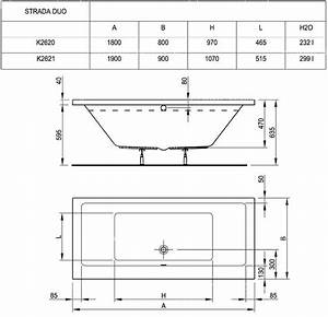 Taille Standard Baignoire Maison Design