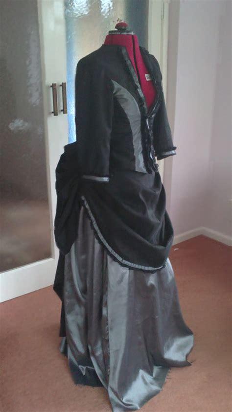 victorian dress burda  sewing projects