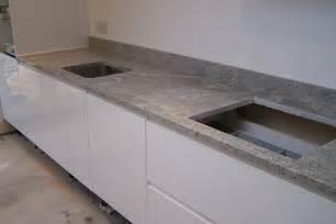 Marble Tile Kitchen Backsplash Kashmir White Granite Worktops Spm Granite