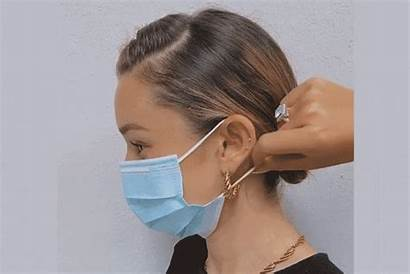 Mask Face Ears Masks Hurting Clip Clipped
