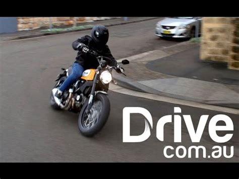 Review Ducati Scrambler Classic by 2015 Ducati Scrambler Classic Review Drive Au