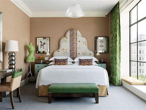 firmdale hotels crosby street hotel deluxe  bedroom