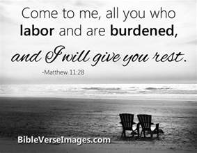 Bible Quotes About Stress and Anxiety