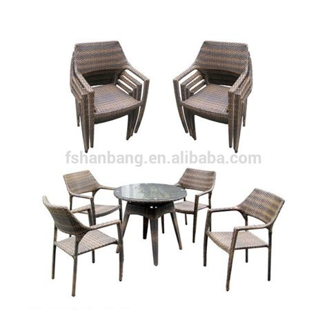 coffee shop tables and chairs 2016 new outdoor resin wicker stackable coffee shop tables