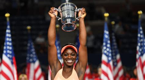 sloane stephens defeats to win u s open si