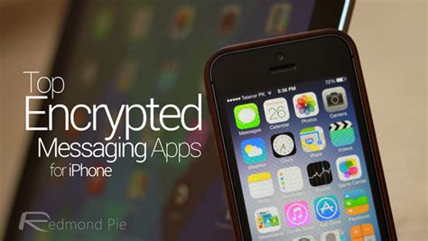 best messaging app for iphone best free encrypted messaging apps for iphone list
