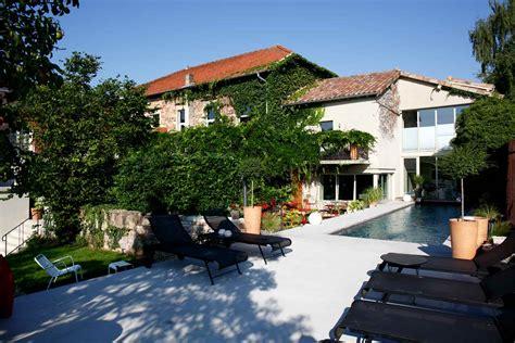 la piscine auberge du paradis restaurant romantique et h 244 tel de charme en bourgogne et