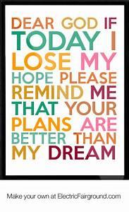 If I Lose Hope Quotes. QuotesGram
