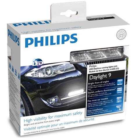 Philips Automotive Lighting by Philips Automotive Lighting 12831wledx1 Drl9 Led Daytime