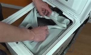 Machine à Laver Ouverture Dessus : tutoriel comment changer la manchette de sa machine ~ Melissatoandfro.com Idées de Décoration