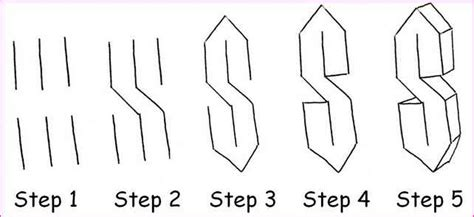 Cool Easy To Draw Designs Step By