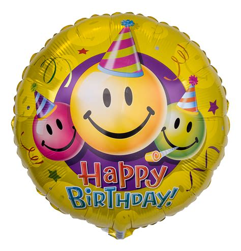 Versenden Sie Happy Birthday Ballon Ballongruessede