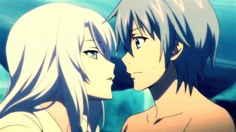 anime kiss in anime kiss scenes www imgkid com the image kid has it