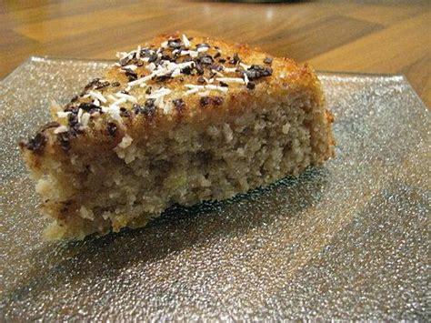 dessert a la poudre d amande gateau 224 la banane poudre d amande et f 232 ve tonka paperblog