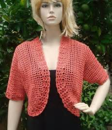 Sleeve Shrug Crochet Pattern Free