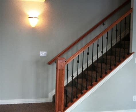 Keeps The Glow Of Your Basement Railing? — Railing Stairs