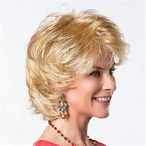 toni brattin short length layered marvelous wig