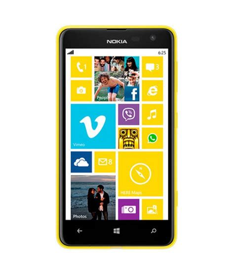 Nokia Lumia 625 Price In India, Specification, Features