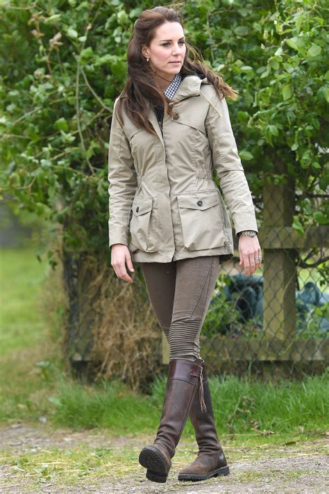 kate middletons   casual